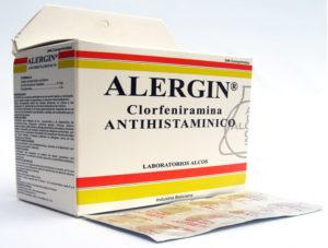 Clorotrimeton-Antihisstaminico