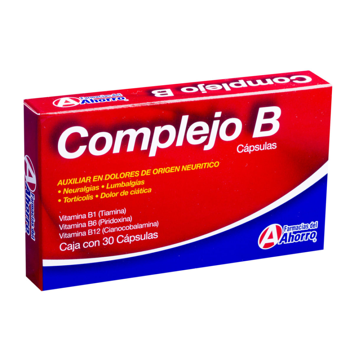 Meloxicam-Complejo B
