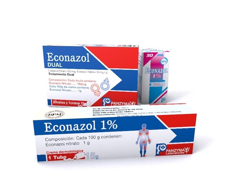 econazol