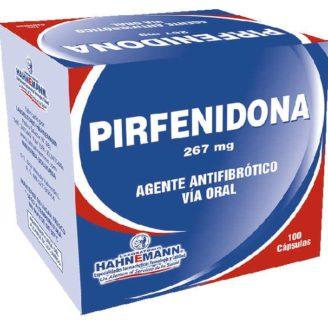 Pirfenidona: Qué es, para qué sirve, nombre comercial y más